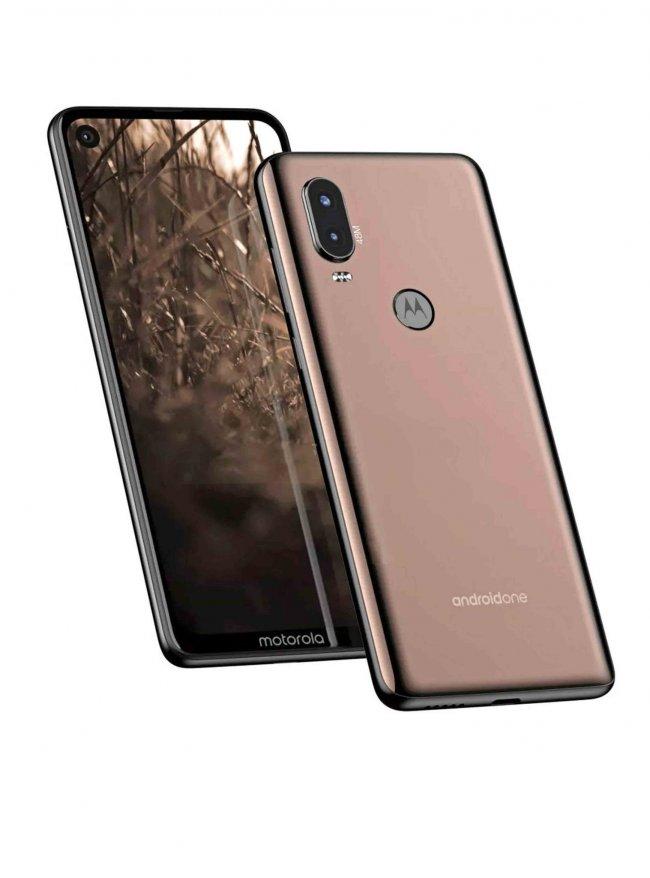 Снимка на Motorola One Vision