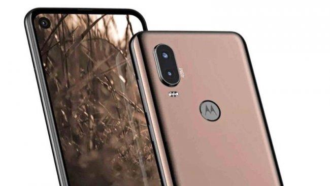 Motorola One Vision Снимка