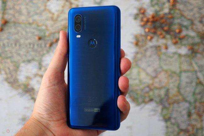 Motorola One Vision Снимки