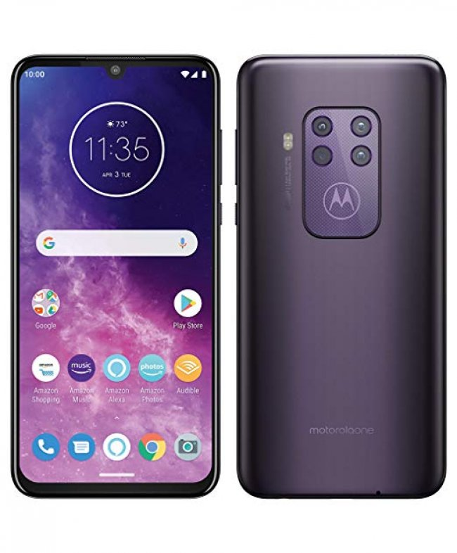 Motorola One Zoom DUAL
