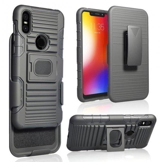 Калъф за Motorola P30 Play/Moto One Case 5в1