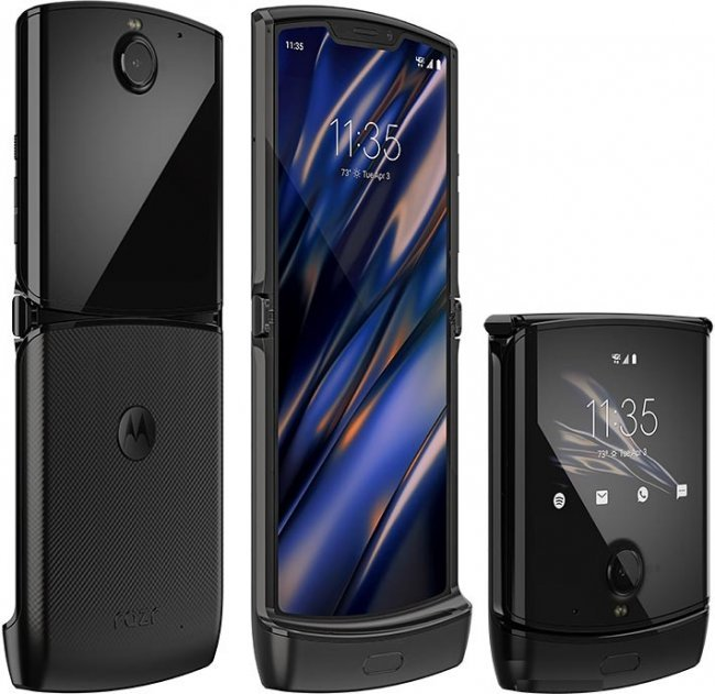Смартфон Motorola Razr 2019