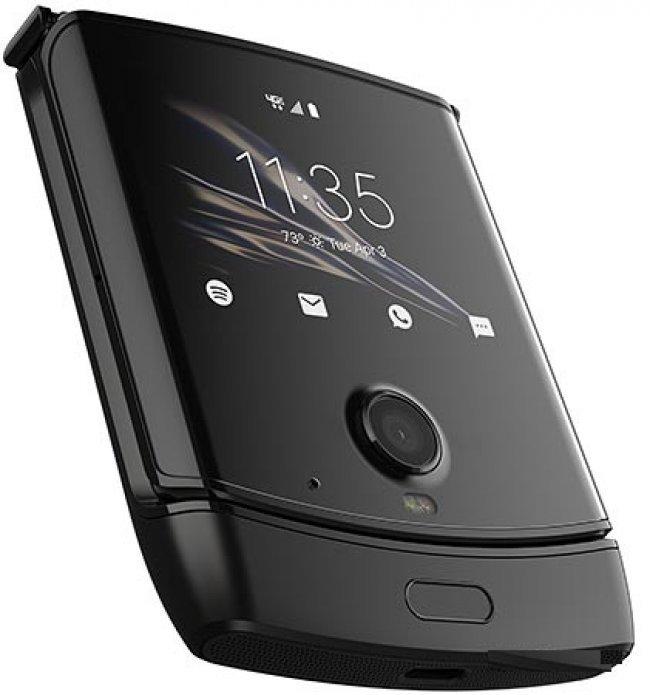 Цена Motorola Razr 2019