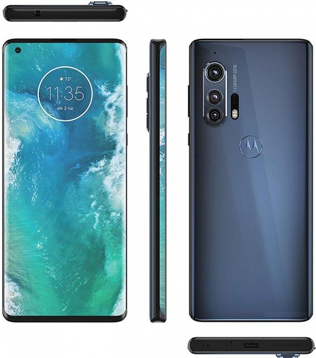 Смартфон Motorola XT2061-3 Edge+ Plus 5G DUAL