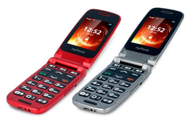 Смартфон myPhone RUMBA