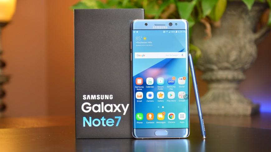 Samsung потвърди - обновения Galaxy Note 7  отново в продажба