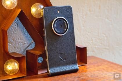 Със смартфона Кodak Ektra се възражда легендарната марка