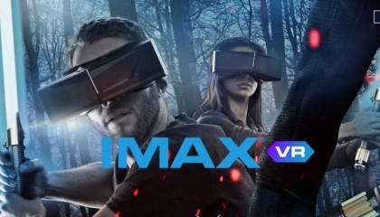 Открито е първото IMAX VR кино в света