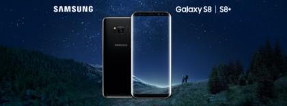 Видео сравнение между Galaxy S8 и S8+