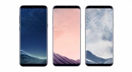 Samsung Galaxy S8 ще бъде пуснат в три нови цвята