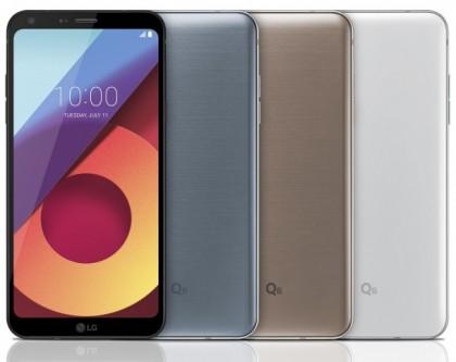 LG Q6 официално: Има три версии с FullVision дисплей