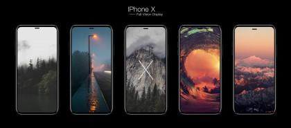 Юбилейният смартфон на Apple ще бъде iPhone X