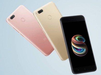 Xiaomi разшири своята гама от смартфони с Mi A1