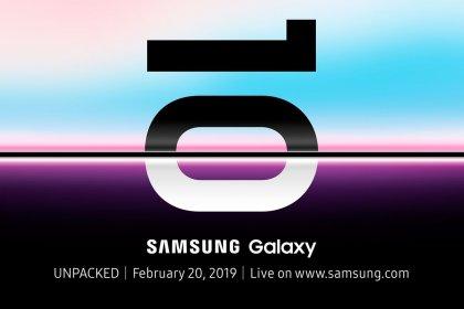 Galaxy S10 live 2019