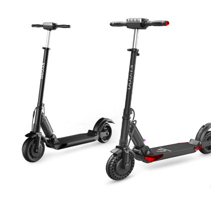 Новите електрически скутери KUGOO S1 и KUGOO S1 Pro ще променят начина Ви на живот!