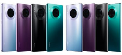 Huawei Mate 30, Mate 30 Pro, Mate 30 Lite ще бъдат представени официално днес: Какво да очакваме, спецификации и още...