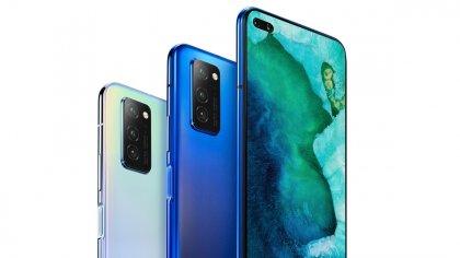Официален анонс на смартфоните Honor V30 и V30 Pro