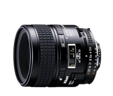 Обектив Nikon AF Micro-NIKKOR 60mm f/2.8D