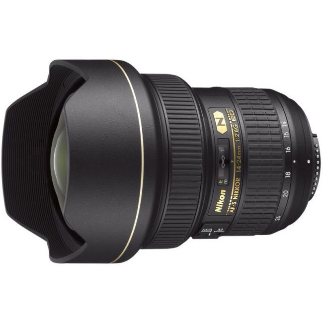 Обектив Nikon AF-S 14-24mm f/2.8G ED