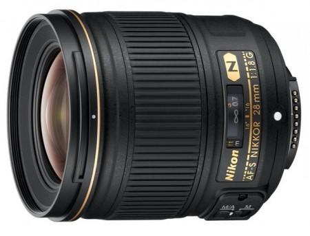 Обектив Nikon AF-S 28mm f/1.8G
