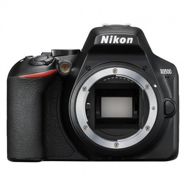 Фотоапарат Nikon D3500 body