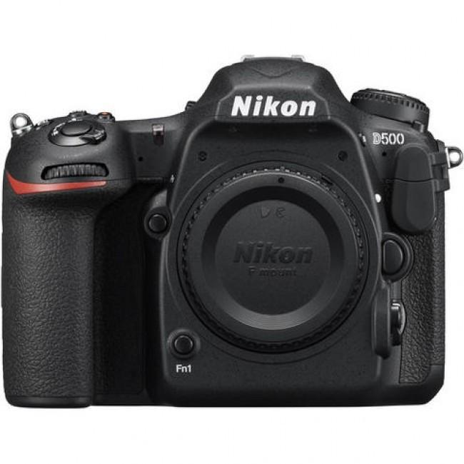 Фотоапарат Nikon D500+обектив Nikon AF-S 16-80mm f/2.8-4E ED DX VR