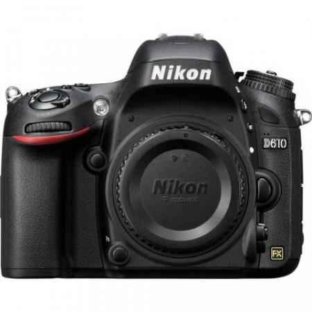 Фотоапарат Nikon D610 + обектив AF-S Nikkor 24-120mm f/4 G ED VR