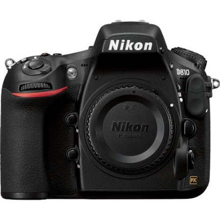Фотоапарат Nikon D810 body