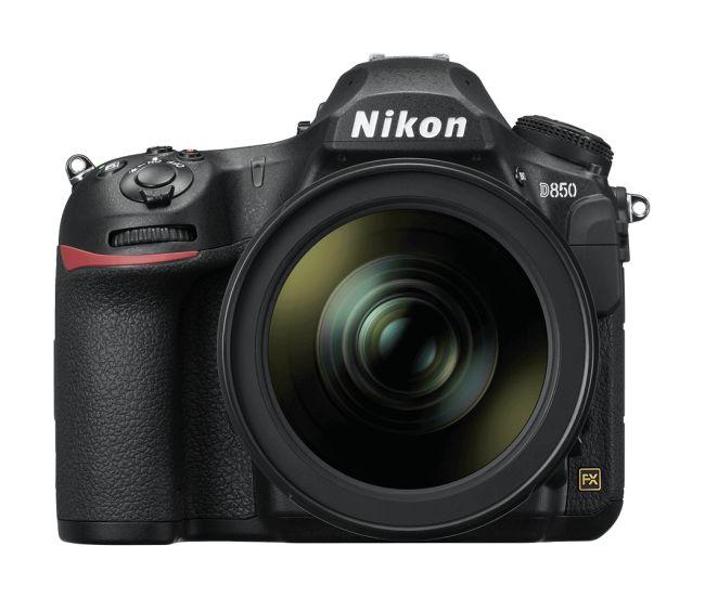 Фотоапарат Nikon D850 body