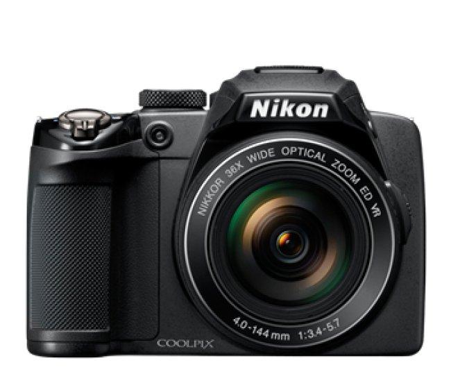 Фотоапарат Nikon P500