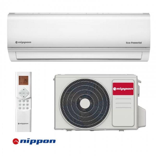 Климатик Nippon KFR 09DCA ECO POWERFUL