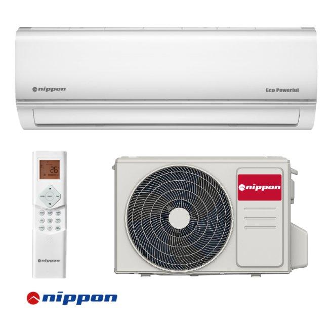 Климатик Nippon KFR 14DC ECO POWERFUL