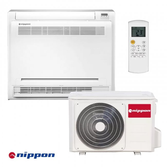 Климатик Nippon NFAU-12HRFNX-Q/NOB30U-12HFN8-Q