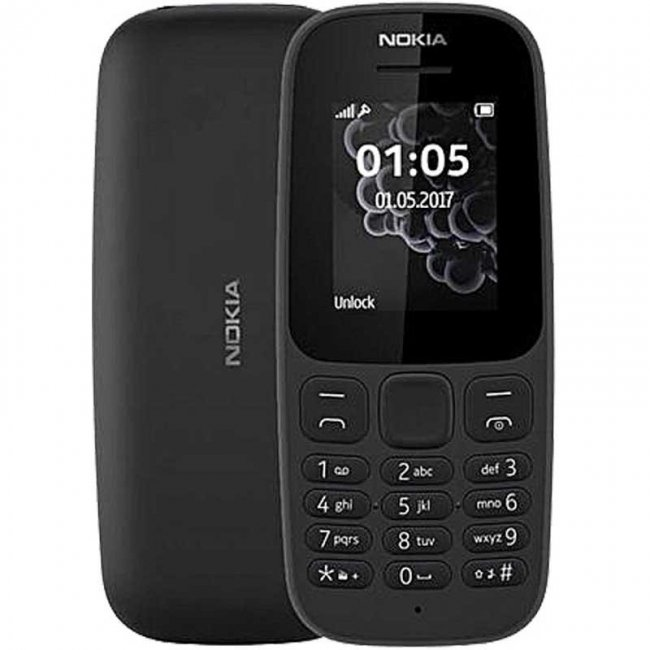 Nokia 105 (2019) DUAL
