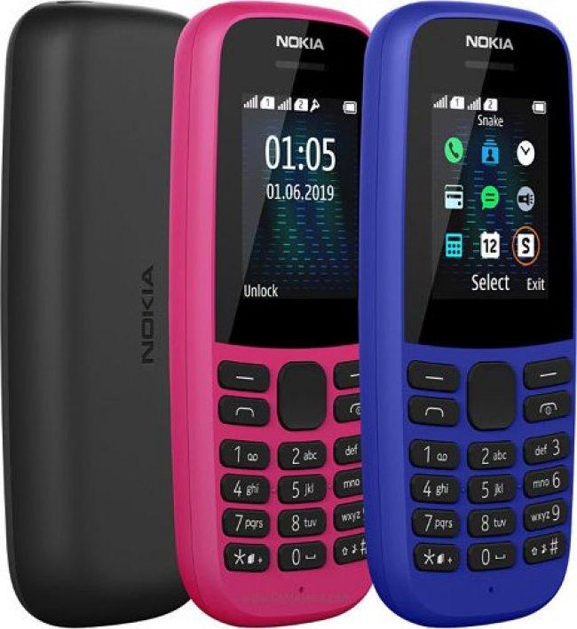 Nokia 105 (2019) DUAL Снимка
