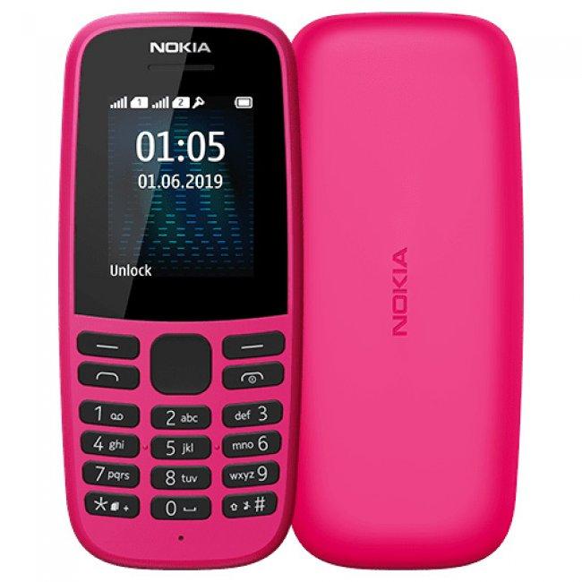 Nokia 105 (2019) DUAL Снимки