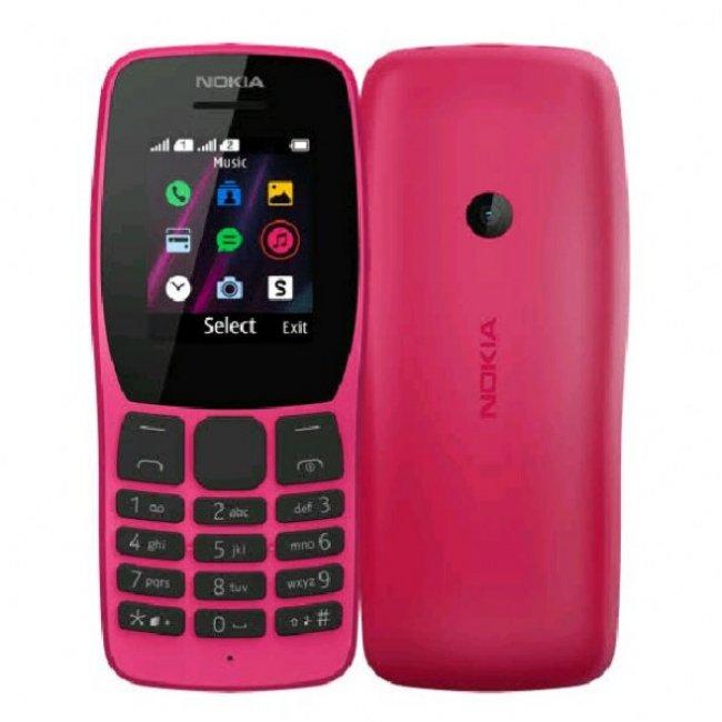 Снимки на Nokia 110 (2019) DUAL