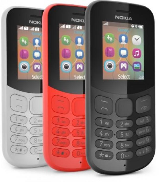 Цена на Nokia 130 (2017) DUAL