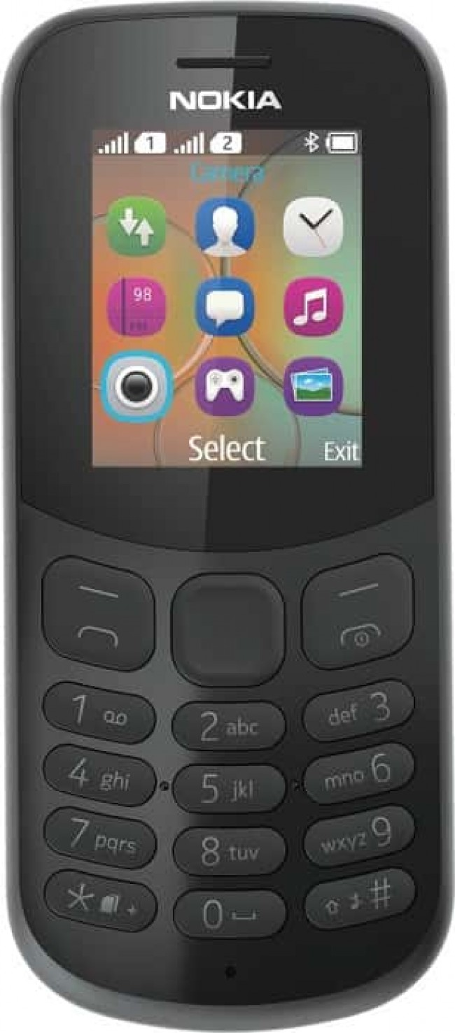 Снимки на Nokia 130 (2017) Dual SIM