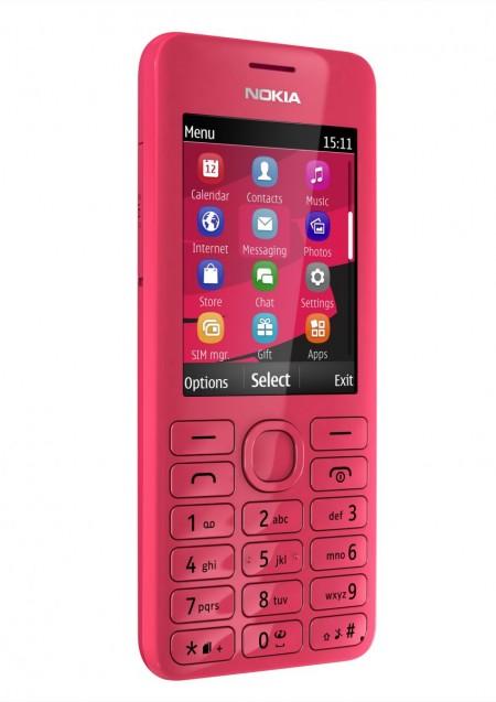 Цена Nokia 206 Dual SIM