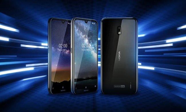 Снимки на Nokia 2.2 (2019) DUAL SIM