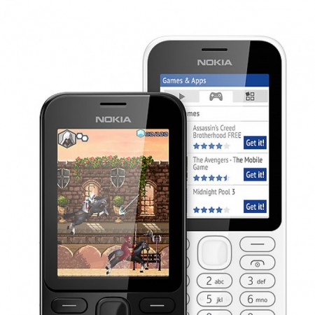Цена на Nokia 222