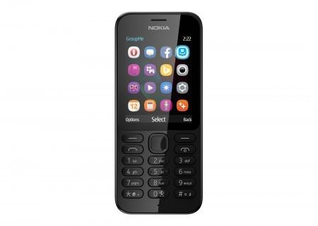 Nokia 222 Снимка