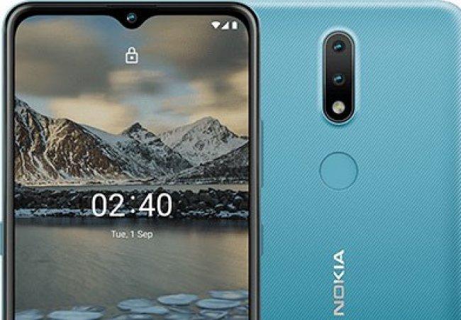 Nokia 2.4 DUAL Снимка
