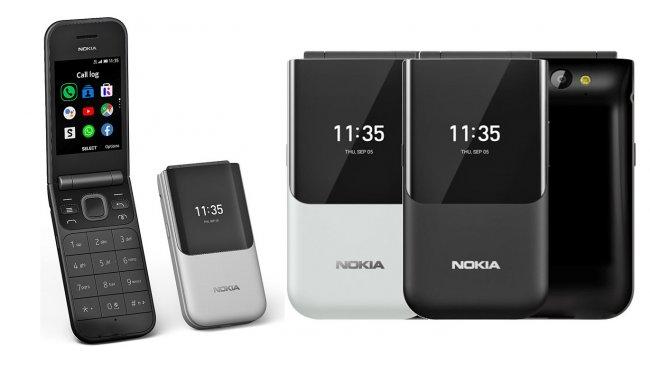 Nokia 2720 Flip Снимки