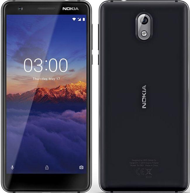 Цена Nokia 3.1 (2018) DUAL SIM