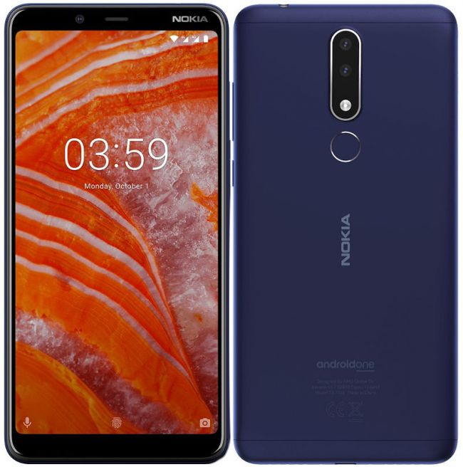 Nokia 3.1 Plus DUAL