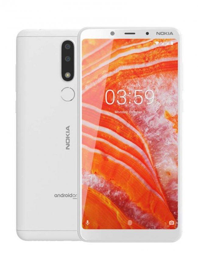 Цена на Nokia 3.1 Plus DUAL