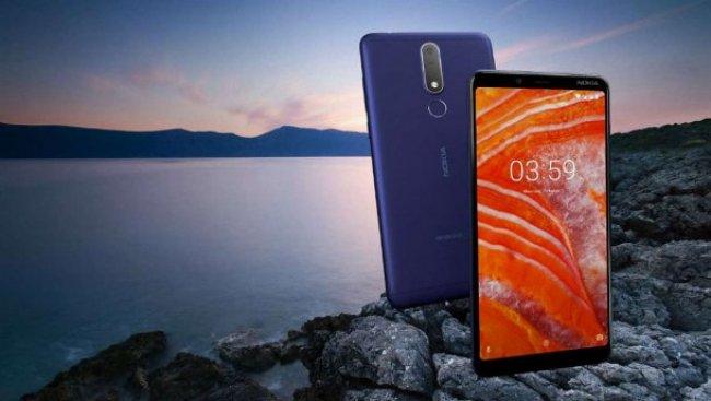 Снимка на Nokia 3.1 Plus DUAL