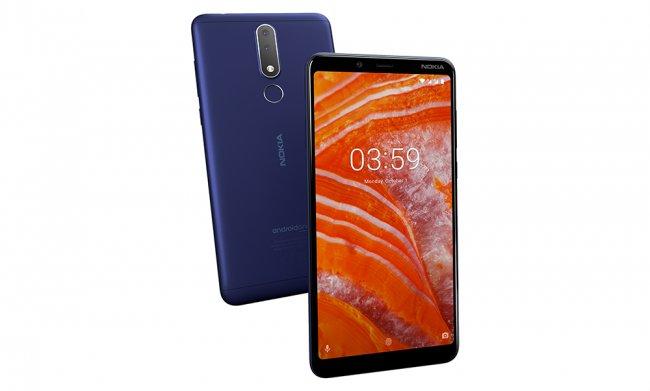 Nokia 3.1 Plus DUAL Снимка